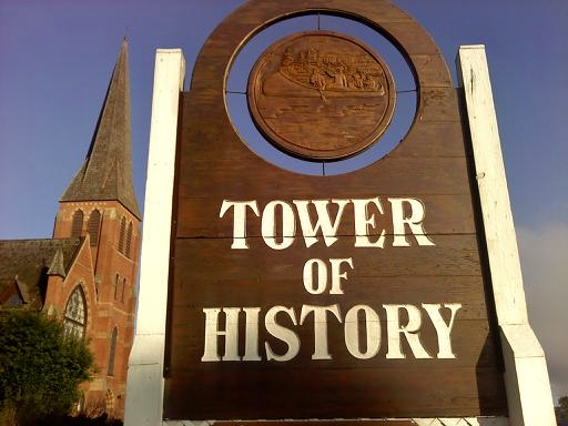 Welcome to the Tower of History