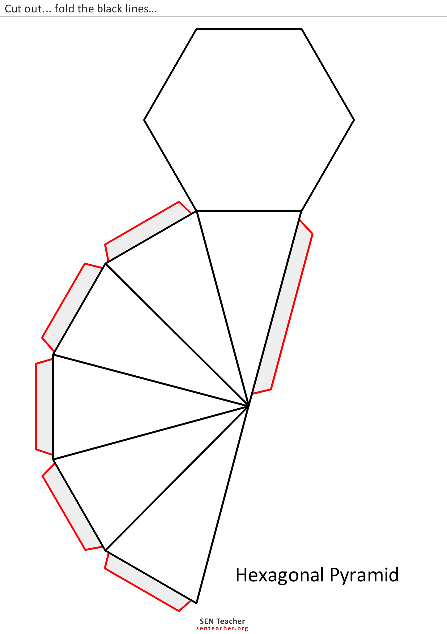 how to find the volume of a pentagonal pyramid