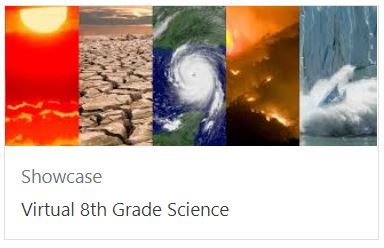 Virtual 8th Grade Science Image